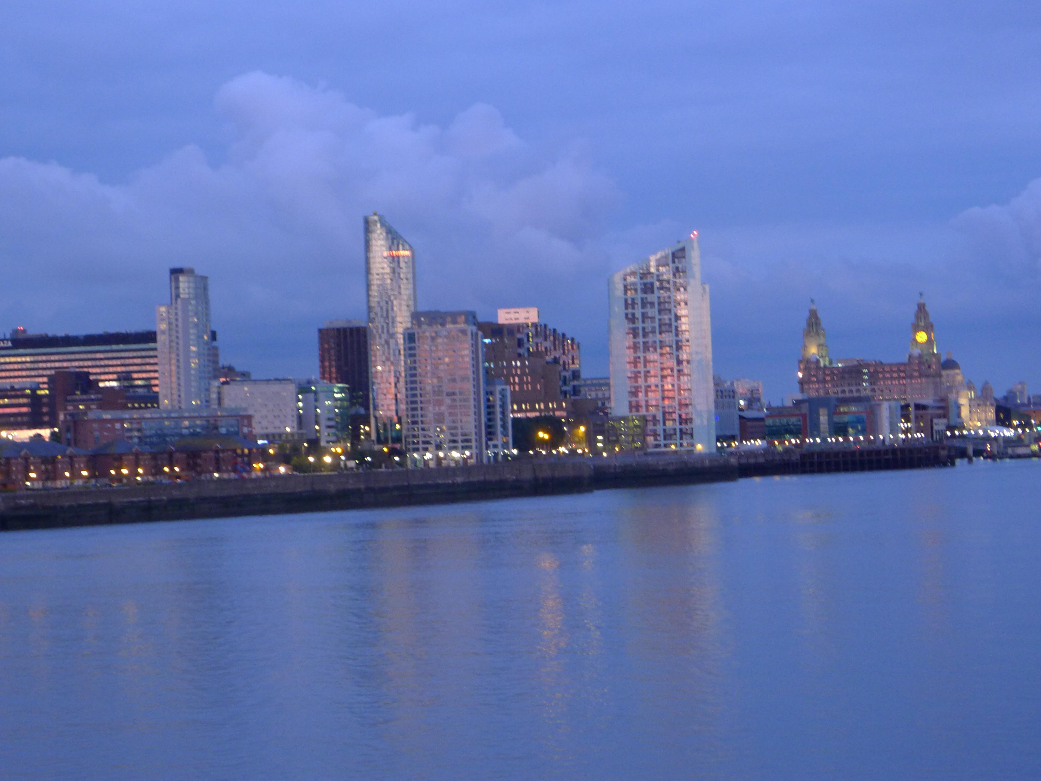 Liverpool, England - 2012 visit