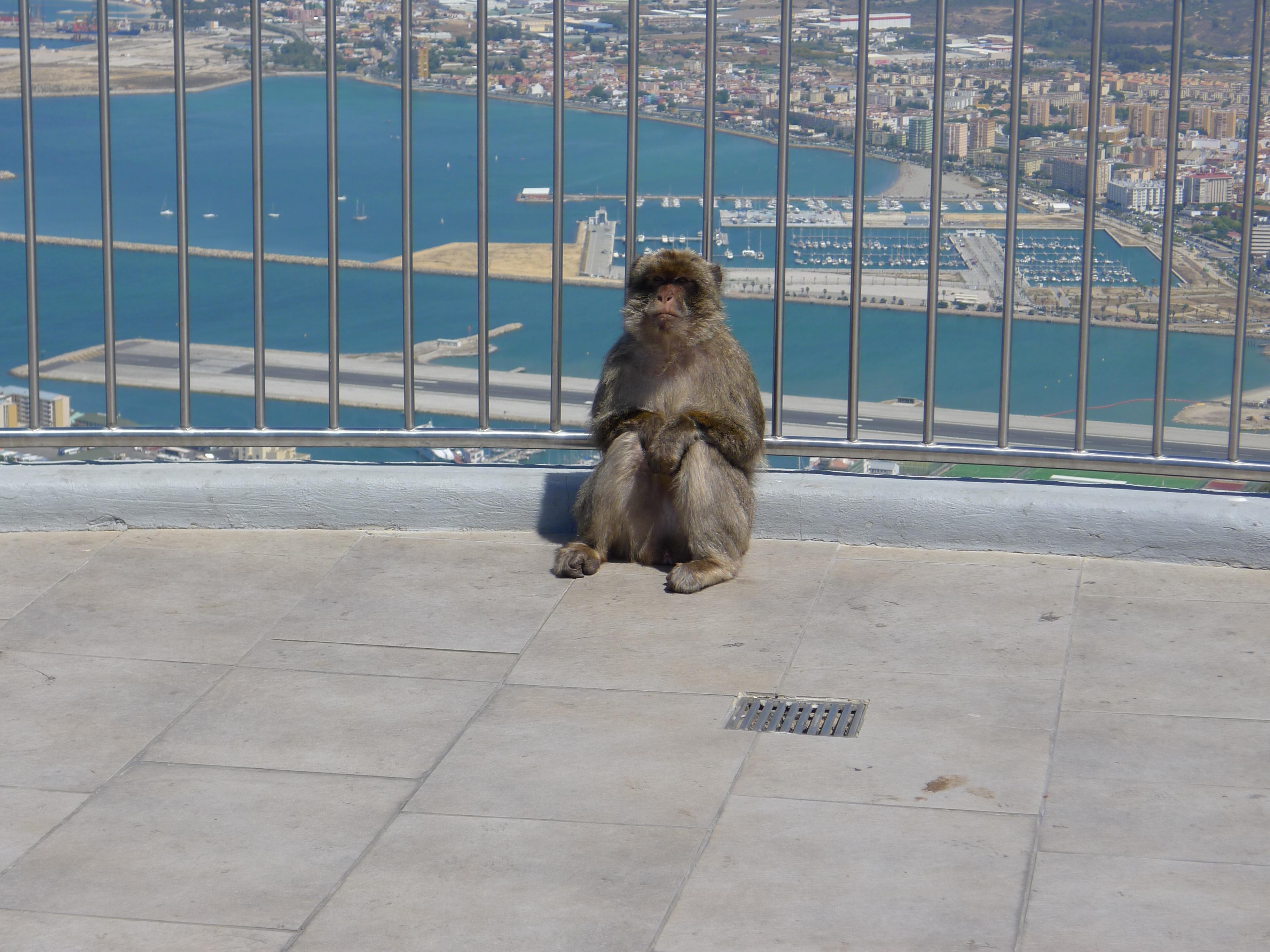 Gibraltar Visit