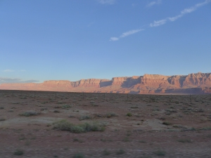 AZ - on way to NM - vermillion cliffs