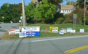2013 Monroe NY Election