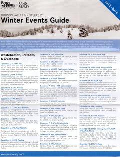 2013 Winter Events Guide