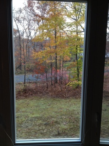 Clear Glass in Front Window