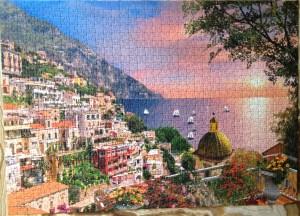 Positano Jigsaw Puzzle