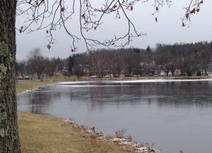 Monroe pond 12-26-13