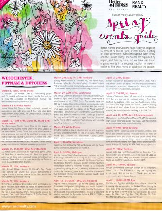 Spring 2014 Events Guide