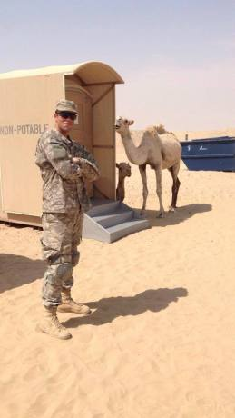 mike and the camels