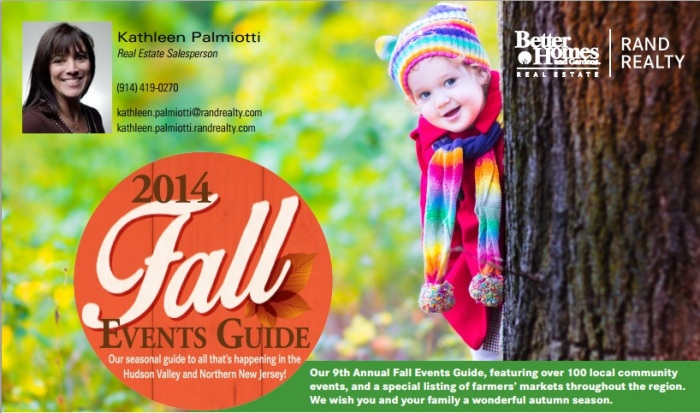 2014 fall events guide
