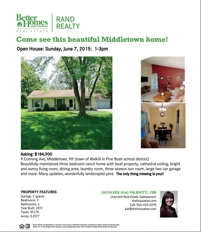 9 conning open house
