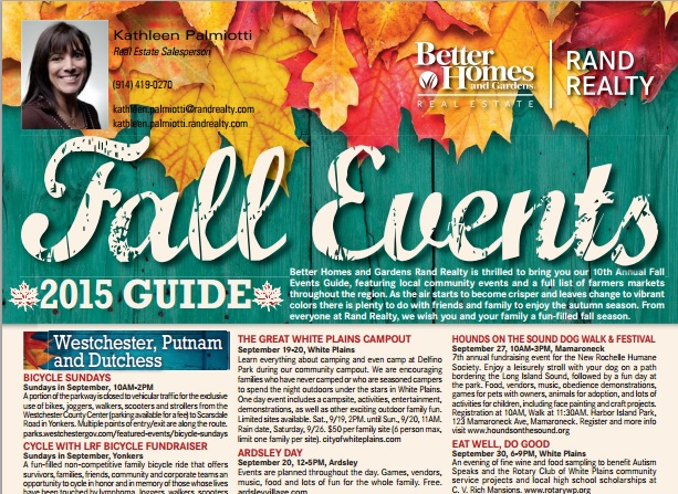 fall events 2015